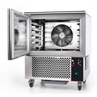 cellule de refroidissement et de congélation rapide de 5 niveaux