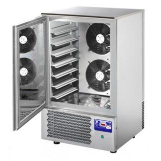 cellule de refroidissement et de congélation rapide de 7 niveaux