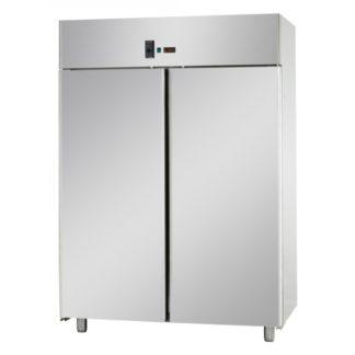 Armoires réfrigérées positives 2 portes pleines 1200L Bi-température