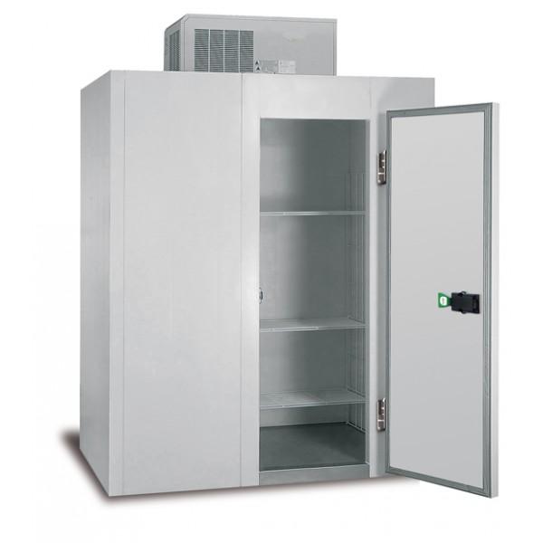 Mini Chambres froides positives démontables 5.03 m3