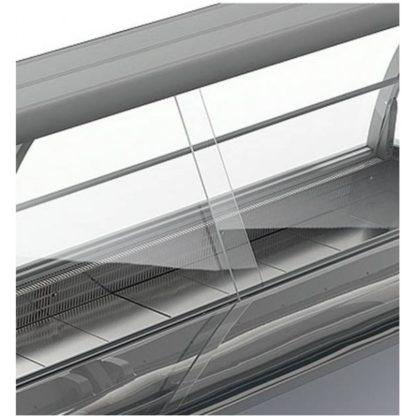 Fermeture arrière en plexiglass 250 cm