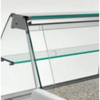 Fermeture arrière en plexiglass 140 cm