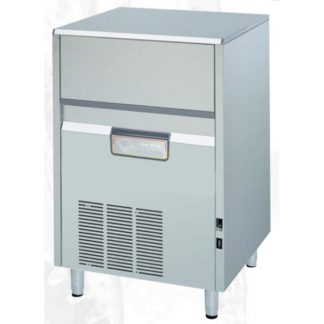 Machine à glaçons inox 40kg