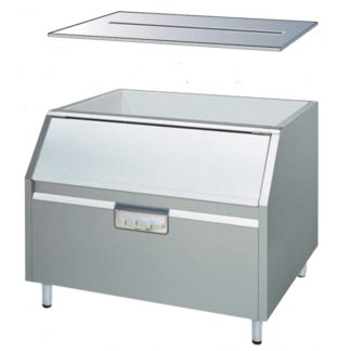 Réserve de 250 kg pour machine à glaçons