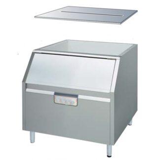 Réserve de 150 kg pour machine glace en grains