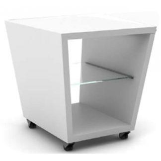 Support 71 cm pour vitrine meuble cuisine inox