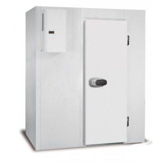 Mini Chambres froides démontables positives 2.71 m3 cellule de refroidissement