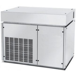 Machine à glace écaille1500 kg sans réserve meuble cuisine inox