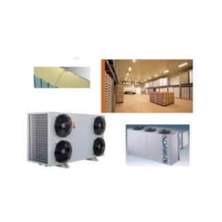 Chambres froides Commerciales et Industrielles