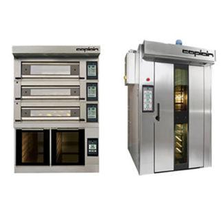 Four à sole modulaires 1 à 4 étages électrique - Vitrine chaude
