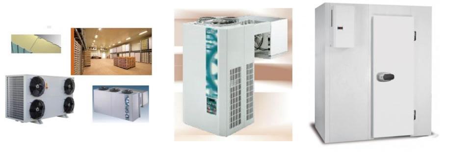 Minis chambres - Chambres froides commerciales et industrielles