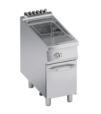 Friteuse électrique 20 litres four mixte professionnel