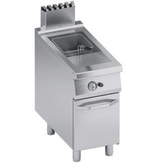Friteuse gaz 20 litres four mixte professionnel