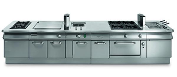 Matériel de cuisson gamme 1100